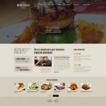 Шаблон Rogers Hills для ресторана #466