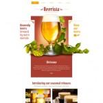 Шаблон Beerista для паба №619