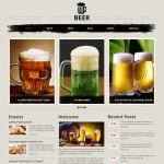 Шаблон Beer для паба №629