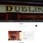 Шаблон Irish Pub для паба №632