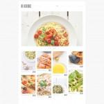Шаблон Delicious для итальянского ресторана #500