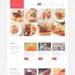 Шаблон Restauranto для ресторана #526