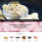 Шаблон Sweet Store для кондитерского кафе №698