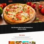 Шаблон для пиццерии №55
