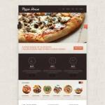 Шаблон для пиццерии №57
