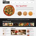 Шаблон для пиццерии №58