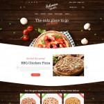 Шаблон для пиццерии №61