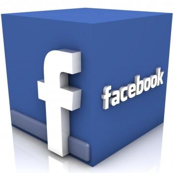 Мы на Facebook'e, следите за нами